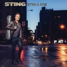 CD - Sting ‎– 57th & 9th  (Digipack) =  IMP