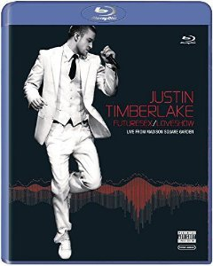 Blu-ray - Justin Timberlake - FUTURESEX / LOVESHOW - LIVE FROM MADISON SQUARE GARDEN
