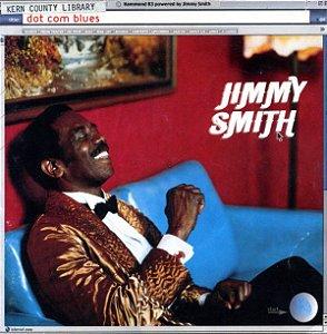 CD - Jimmy Smith - Dot Com Blues