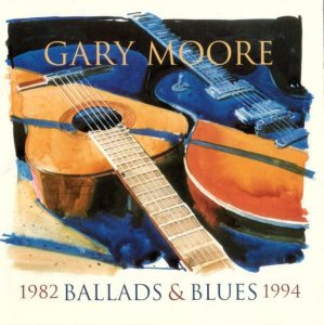 CD - Gary Moore - Ballads & Blues 1982 - 1994 - IMP
