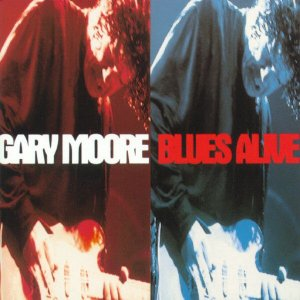 CD - Gary Moore - Blues Alive - IMP