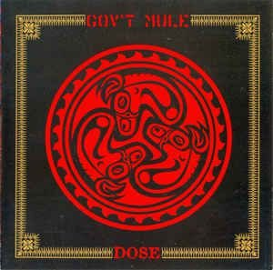 CD - Gov't Mule - Dose - IMP