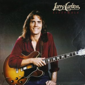 CD - Larry Carlton - Sleepwalk - IMP