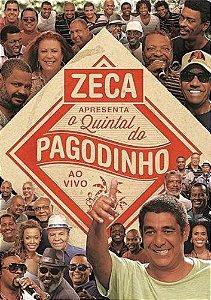 ZECA APRESENTA O QUINTAL DO PAGODINHO - AO VIVO