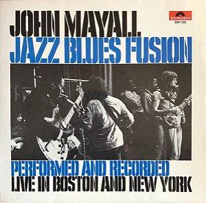 CD - John Mayall - Jazz Blues Fusion - IMP