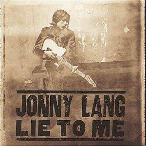 CD - Jonny Lang - Lie to Me - IMP