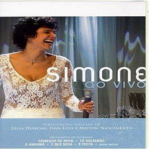 SIMONE AO VIVO (DVD)