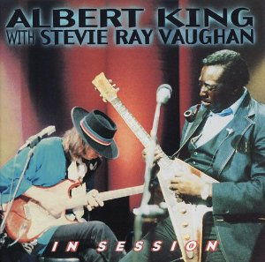 CD - Albert King With Stevie Ray Vaughan – In Session