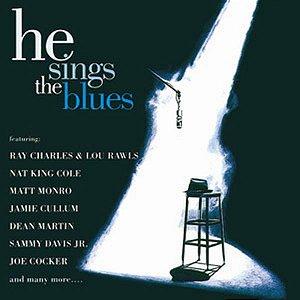 CD - He Sings The Blues CD DUPLO - IMP (Vários Artistas)