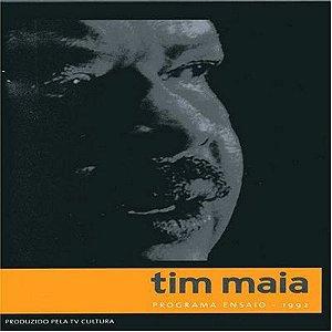 PROGRAMA ENSAIO 1992 TIM MAIA