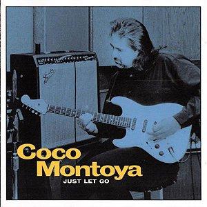 CD - Coco Montoya - Just Let Go - IMP