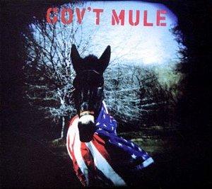 CD - Gov't Mule - Gov't Mule - IMP