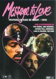 DVD -  MESSAGE TO LOVE ISLAND OF WIGHT FESTIVAL