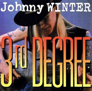 CD - Johnny Winter - 3rd Degree - IMP