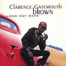 CD - Clarence Gatemouth Brown - Long Way Home - IMP