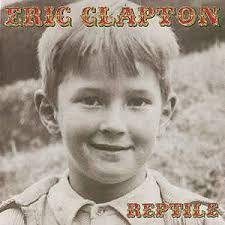 CD - Eric Clapton – Reptile