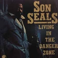 CD - Son Seals - Living In The Danger Zone - IMP