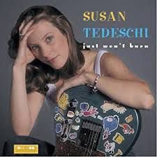CD - Susan Tedeschi - Just Won't Burn - IMP