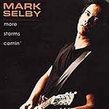 CD - Mark Selby - More Storms Comin'  (Digipack) - IMP