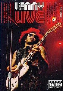 DVD - LENNY KRAVITZ - LIVE