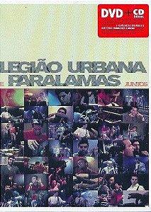 LEGIÃO URBANA & PARALAMAS JUNTOS