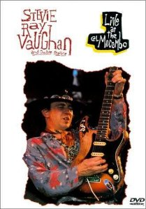 DVD - LIVE AT THE EL MOCAMBO: STEVIE RAY VAUGHAN AND DOUBLE TROUBLE