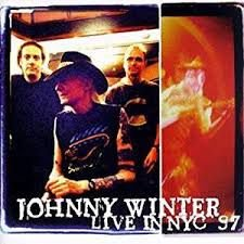CD - Johnny Winter - Live In NYC '97 - IMP  ( CD DUPLO )