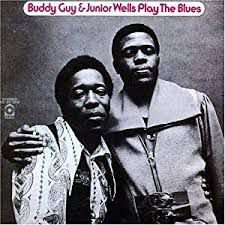 CD - Buddy Guy and Junior Wells - Play The Blues - IMP