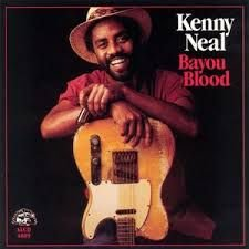 CD - Kenny Neal - Bayou Blood - IMP