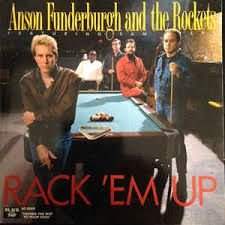 CD - Anson Funderburgh and the Rockets - Rack 'Em Up - IMP
