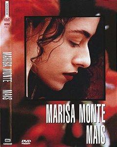DVD - MARISA MONTE: MAIS (Promoção Colecionadores Discos)