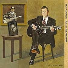 CD - Eric Clapton - Me And Mr Johnson - IMP
