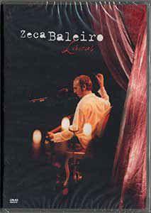 DVD -  ZECA BALEIRO LÍRICAS