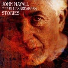 CD - John Mayall & The Bluesbreakers - Stories