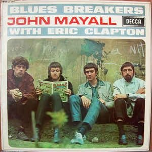 CD - John Mayall with Eric Clapton - Blues Breakers With - IMPORTADO