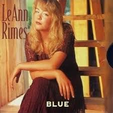 CD - LeAnn Rimes - Blue - IMP