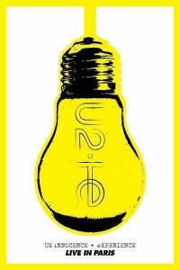 BD - U2: INNOCENCE + EXPERIENCE, LIVE IN PARIS