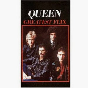 DVD - QUEEN GREATEST FLIX