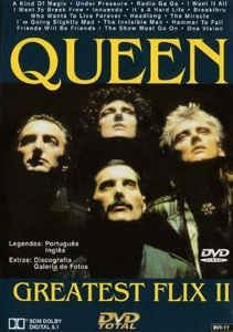 QUEEN: GREATEST FLIX II