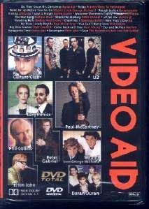 Video Aid  Phil Collins Culture Club Elton John Various