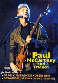 Paul McCartney & Various ‎– The PeTA Concert For Party Animals