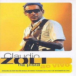DVD -  CLAUDIO ZOLI NA PISTA