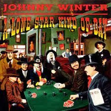 CD - Johnny Winter - A Lone Star Kind Of Day - IMP