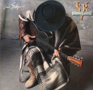 CD - Stevie Ray Vaughan & Double Trouble - In Step