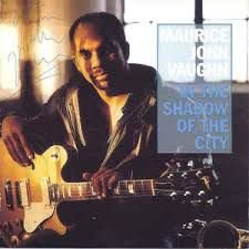 CD - Maurice John Vaughn - In the Shadow of the City - IMP