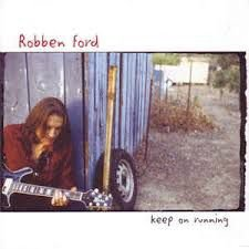 CD - Robben Ford - Keep On Running - IMP