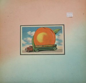 CD - The Allman Brothers Band ‎– Eat A Peach -  IMP
