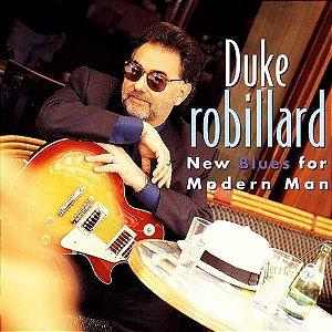 CD - Duke Robillard - New Blues for Modern Man
