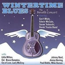 CD - Various – Wintertime Blues - The Benefit Concert - IMP - ( DUPLO )