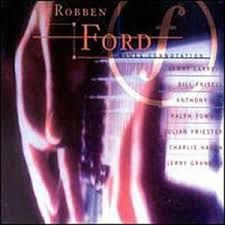 Robben Ford - Blues Connotation  (Digipack)